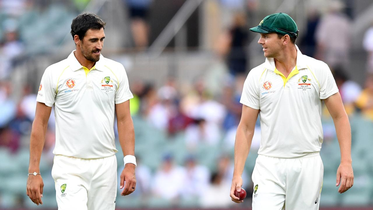 Mitchell Starc and Josh Hazlewood could struggle to make an impact in England, according to Kerry O'Keeffe.