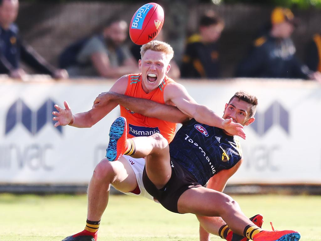 Hawthorn Hawks Intra Club Match