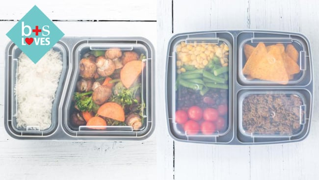Meal Prep MVP Containers ($39.95 at Meal Prep MVP).