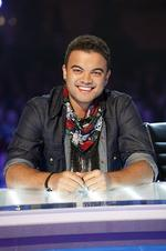 <p>Singer Guy Sebastian, a judge on reality TV series 'The X-Factor'.</p>