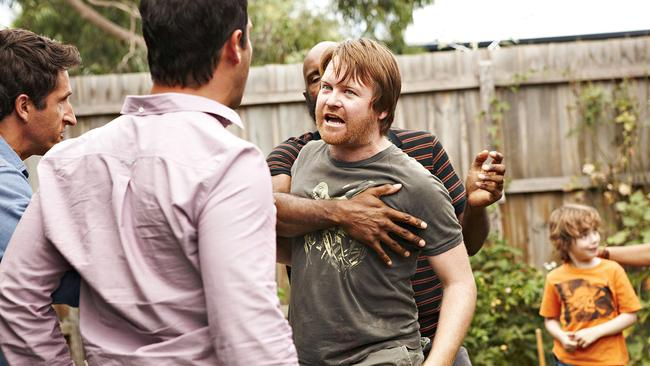Quality TV ... The Slap is one of Australia's most accclaimed dramas.