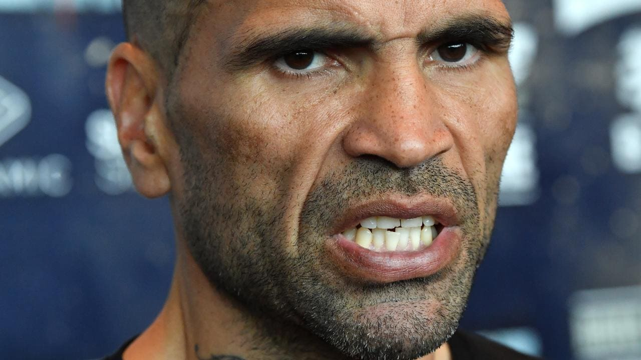 Anthony Mundine wants a shot at redemption against Jeff Horn.