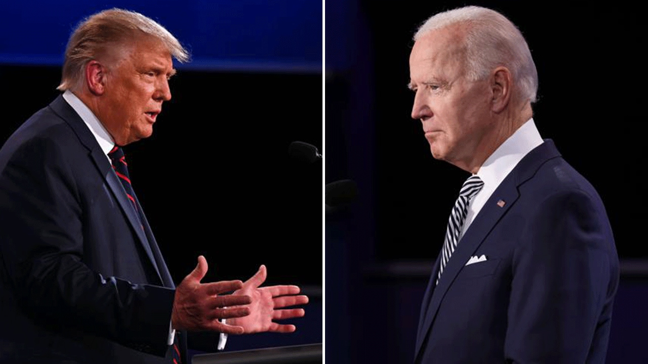 Who won the Trump-Biden debate – our experts' verdict