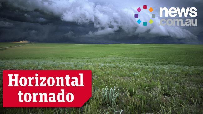 HORIZONTAL TORNADO