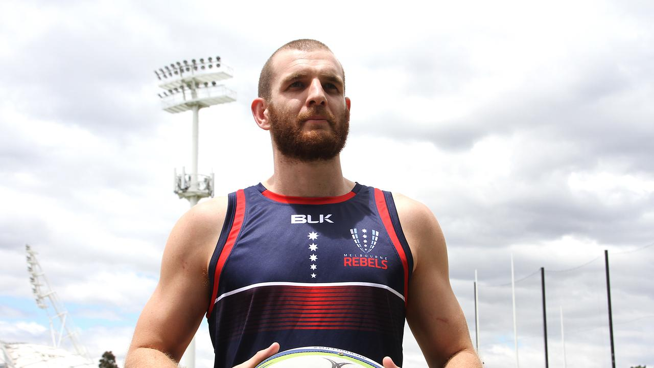 Ex-Hawthorn player Kurt Heartherley is hoping to join the Melbourne Rebels.