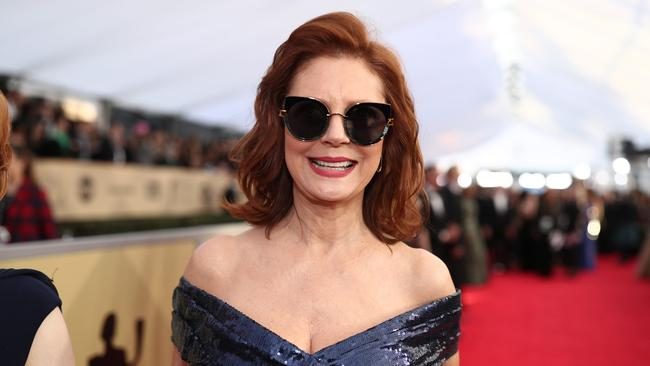 Happy Birthday, Susan Sarandon! Picture: Christopher Polk/Getty Images for Turner Image