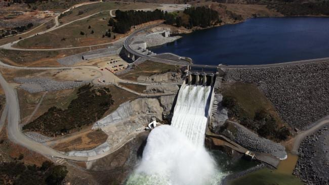 Snowy Hydro 2 0 Power Station Creates Thousands Of New