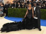 "Sean 'Diddy' Combs and Cassie attend the ""Rei Kawakubo/Comme des Garcons: Art Of The In-Between"" Costume Institute Gala at Metropolitan Museum of Art on May 1, 2017 in New York City. Picture: Getty"
