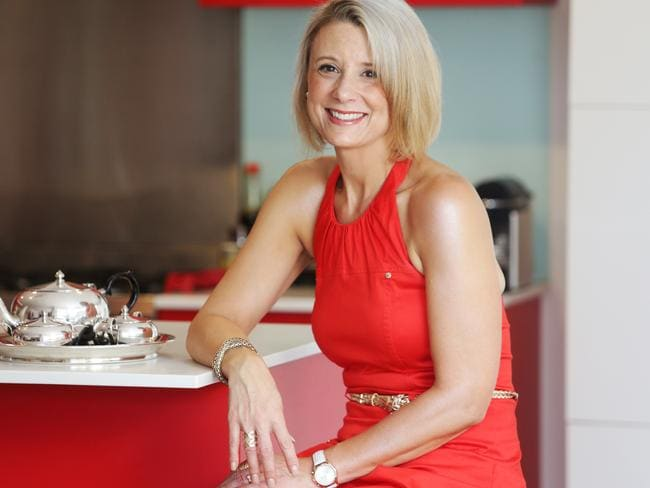 """While Kristina Keneally used her maiden speech to the NSW Parliament back in 2003 to complain about feminism, she is now a """"big believer that visibility of women matters"""". Picture: Supplied."""