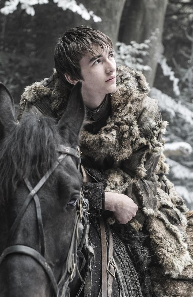 Game of Thrones: What Bran, Isaac Hempstead Wright stole from set