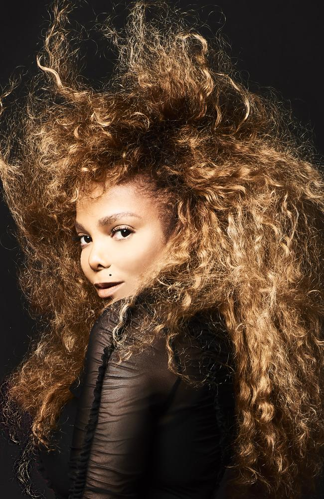 The iconic Janet Jackson is headlining.