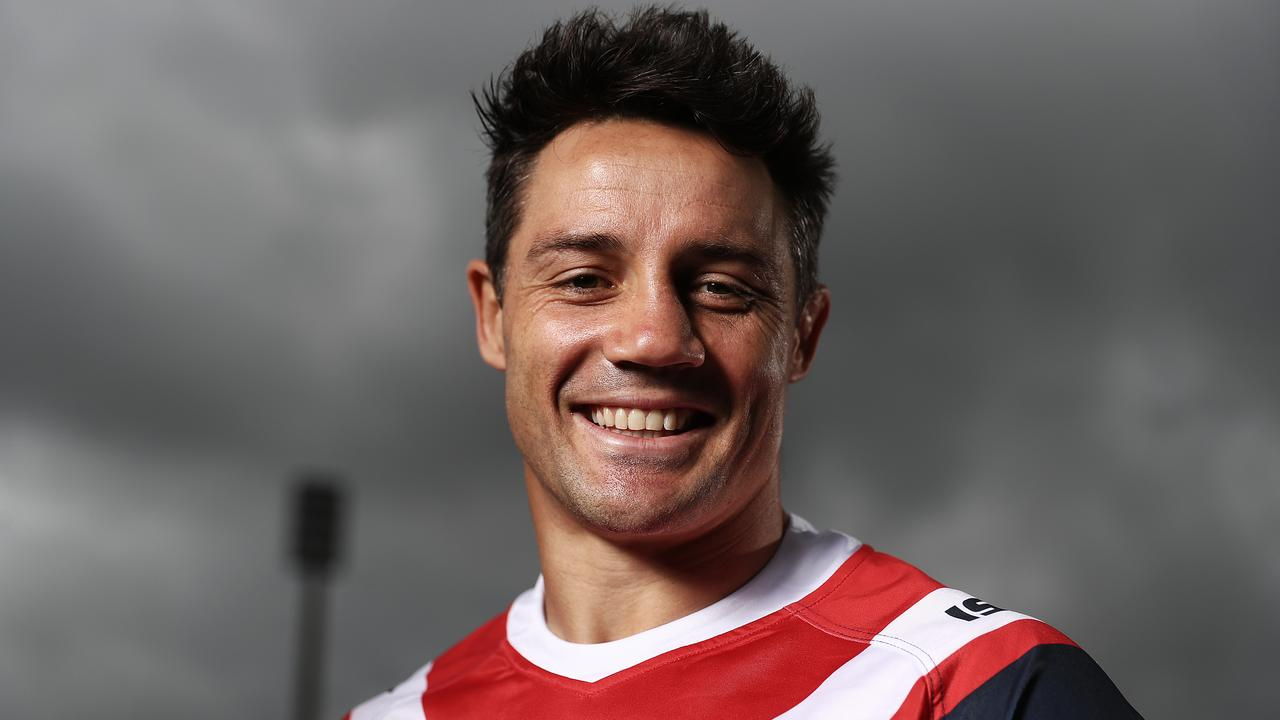 Cooper Cronk has joined the GWS coaching staff.