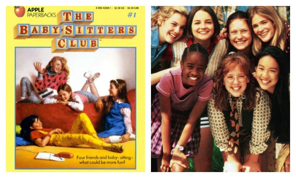 The Baby-Sitters Club is getting a TV reboot