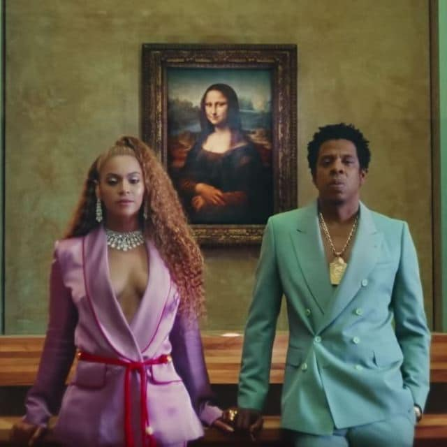 Beyoncé and Jay-Z have released an album together