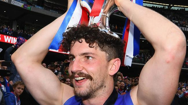 Tom Liberatore. (Photo by Quinn Rooney/Getty Images)