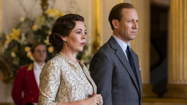 Colman and Tobias Menzies take over from Claire Foy and Matt Smith