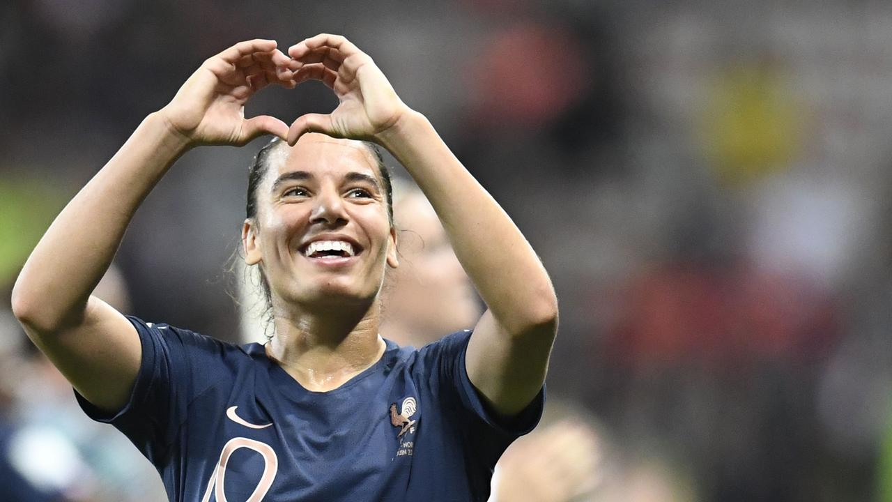 Hosts France registered another win