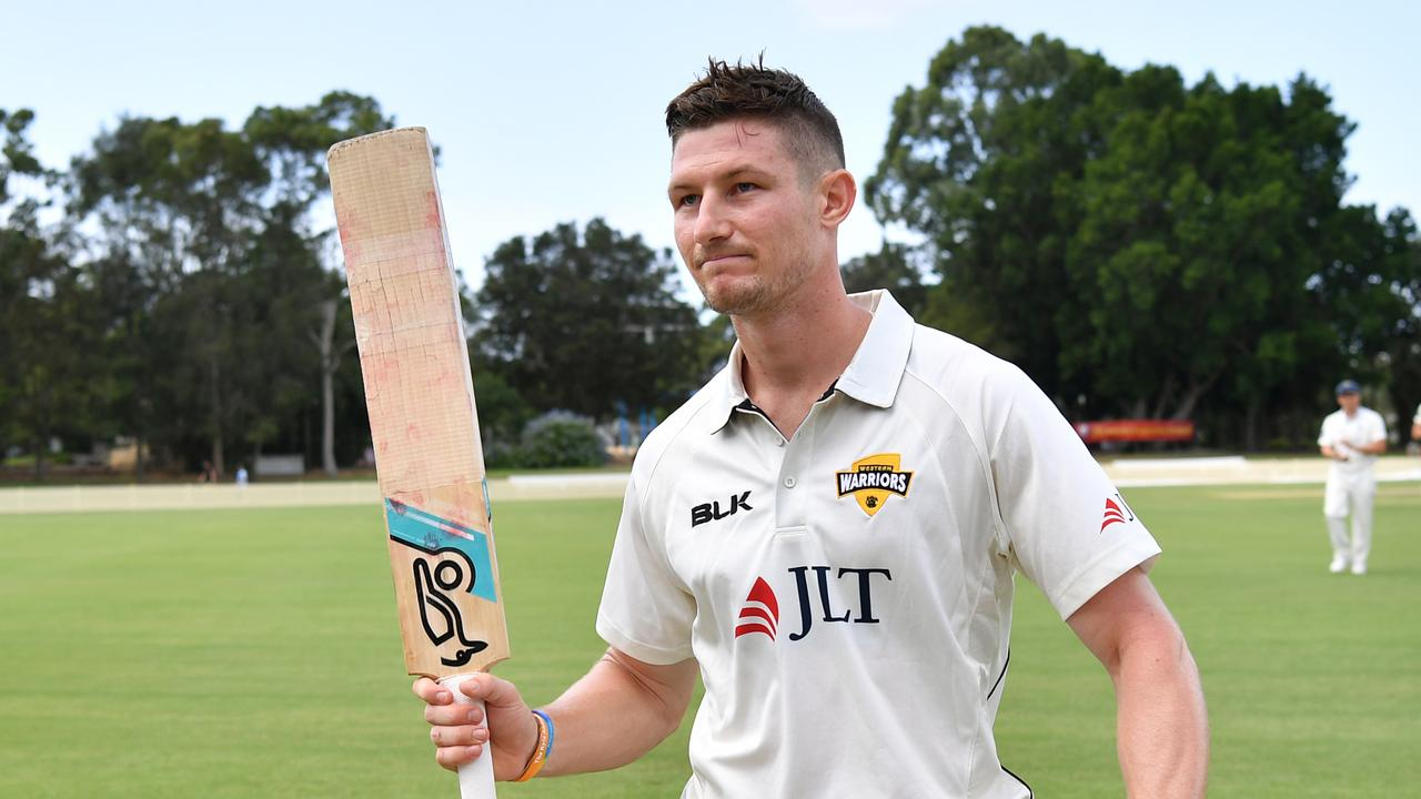 Cameron Bancroft has been named Durham's captain.