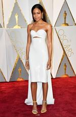 Naomie Harris attends the 89th Annual Academy Awards on February 26, 2017 in Hollywood, California. Picture: AFP
