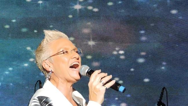 Lisa Crouch will sing the songs of KD Lang in her show, Constant Craving. Picture: Supplied