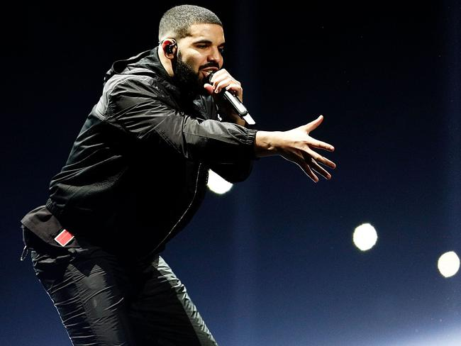 Drake has a lot of feelings. Picture: Lagerhaus/WireImage