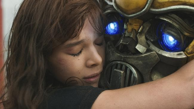 Hailee Steinfeld continues to impress (Will McCoy/Paramount Pictures via AP)