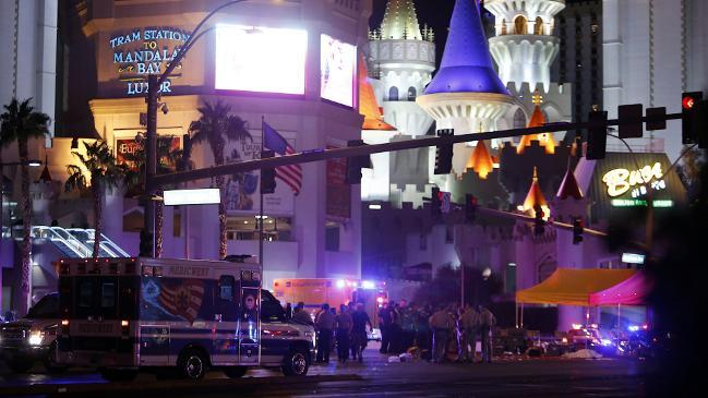 Police release audio as they find LA gunman in hotel room