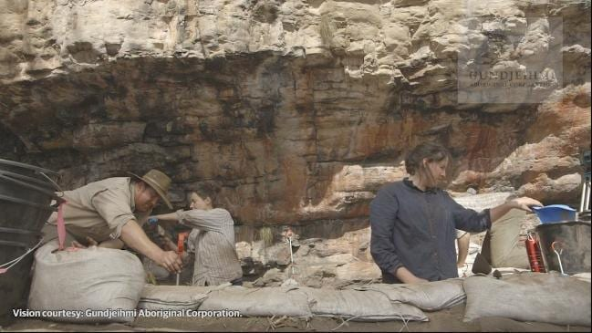 Artefacts from Kakadu site reveal new details about the First Australians