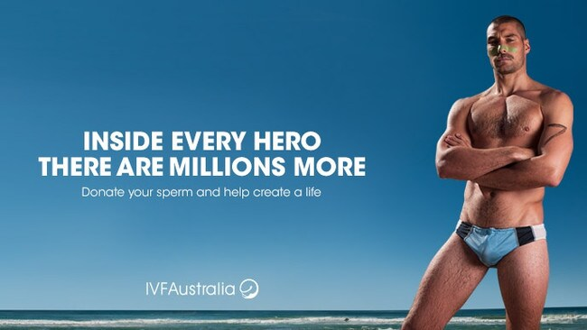 The serious shortage of sperm has led clinics to roll out advertising campaigns calling on men to consider the idea.