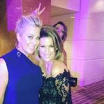 """Sam Armytage, Kylie Gillies and Natalie Barr ... """"Good, night"""" Picture: Instagram"""