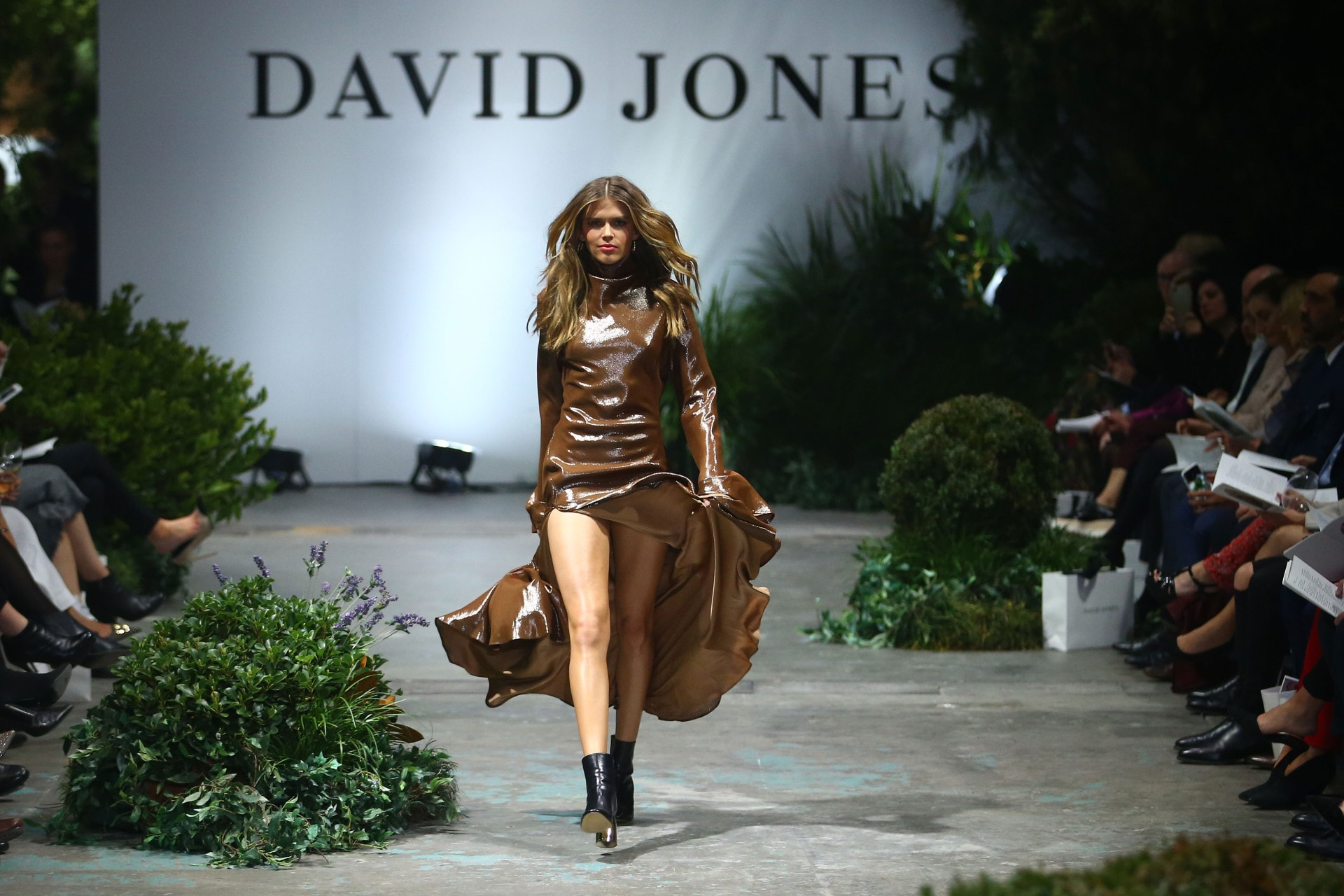 Inside the David Jones spring/summer '18 show in Sydney