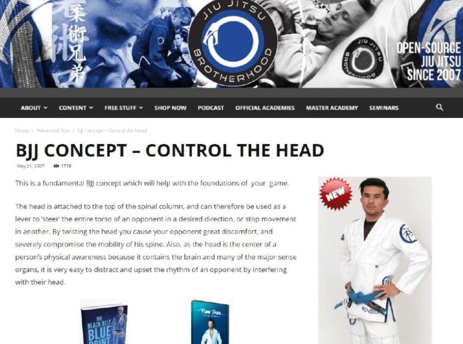 Controlling the head: The jiu-jitsu tactic creeping into rugby league
