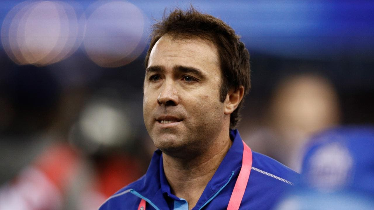 Could Brad Scott head to the Dons? Photo: Daniel Pockett/AFL Media/Getty Images.