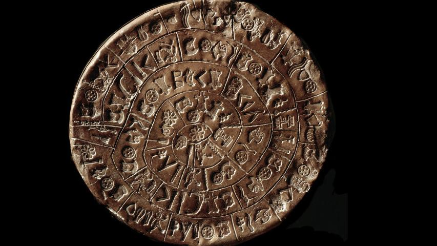 Sounds of an ancient world recovered from enigmatic Minoan Phaistos Disk