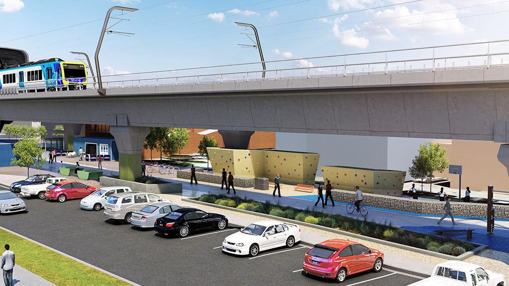 No Skyrail lobby group to file police report after allegedly