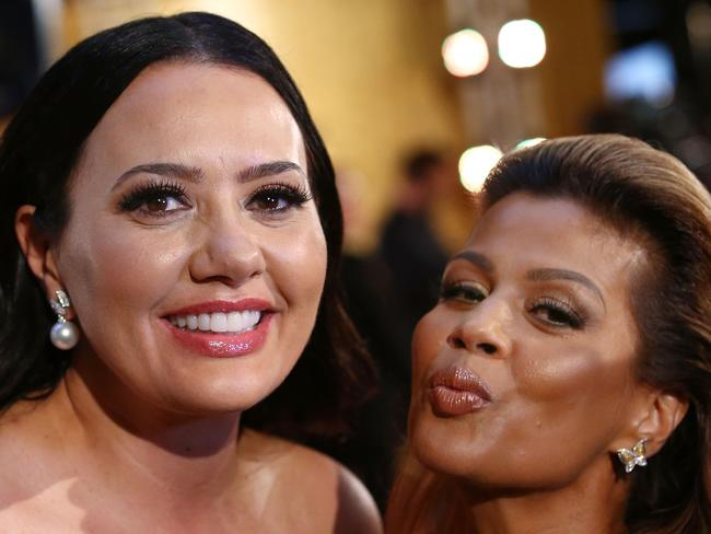Lydia and Pettifleur's love/hate relationship may not feature next season. Picture: Scott Barbour/Getty Images
