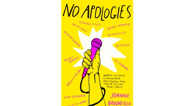 'No Apologies' is out now. Image: Supplied