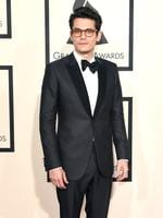 John Mayer attends the 2015 Grammy Awards. Picture: Getty