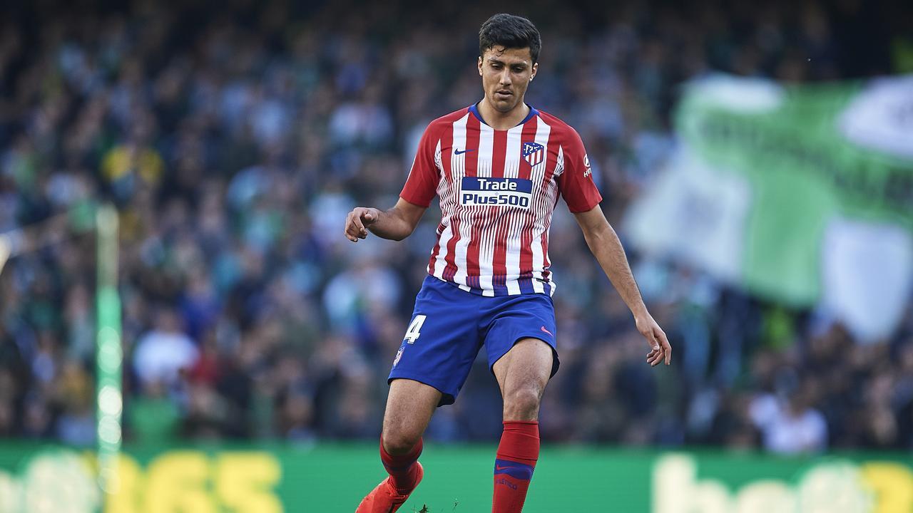 Rodrigo Hernandez is on Pep Guardiola's radar