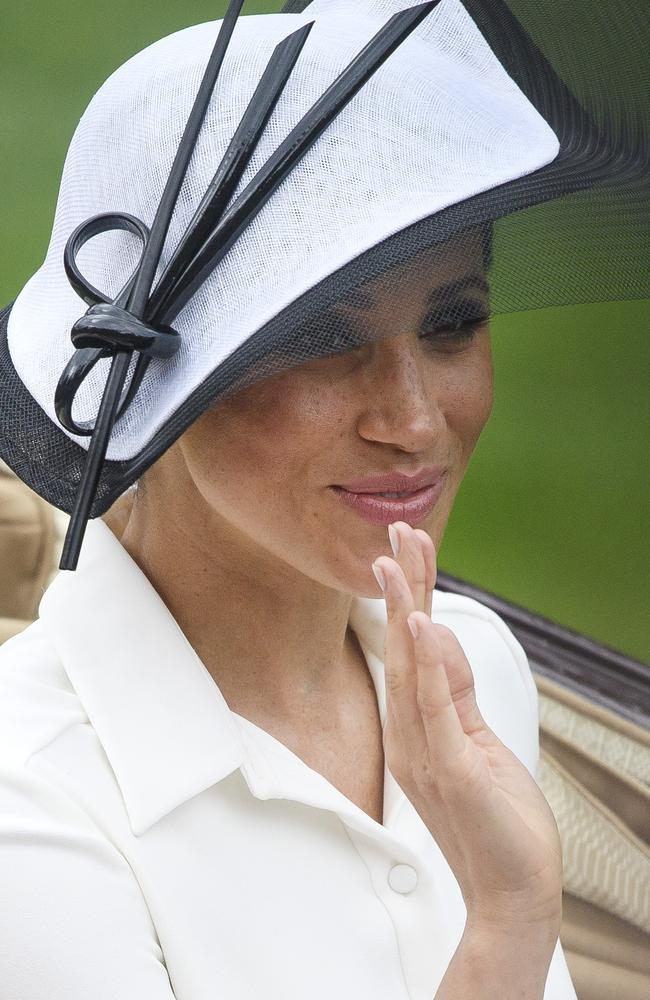 Meghan, Duchess of Sussex.