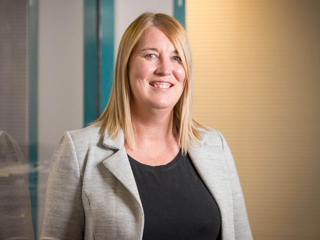 Nicole Dwyer, Workskil Australia CEO, says resumes need to be well-presented, succinct and referees who will speak positively. Picture: James Elsby