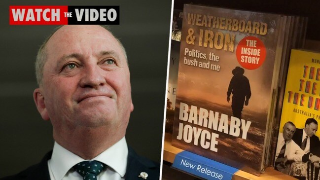 Barnaby bares all in new book