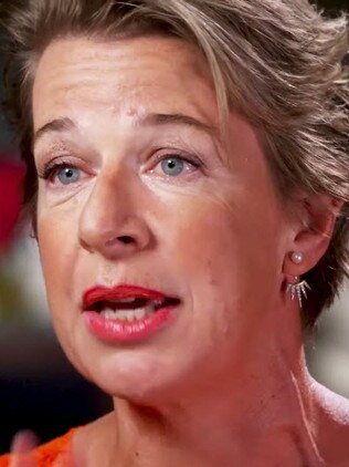 Katie Hopkins on 60 Minutes.