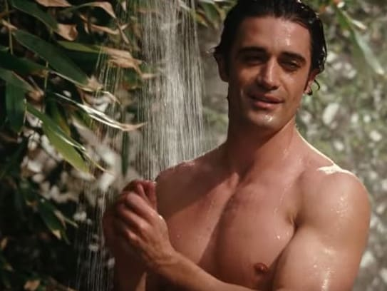 Gilles Marini played Dante in Sex and the City. Picture: Instagram
