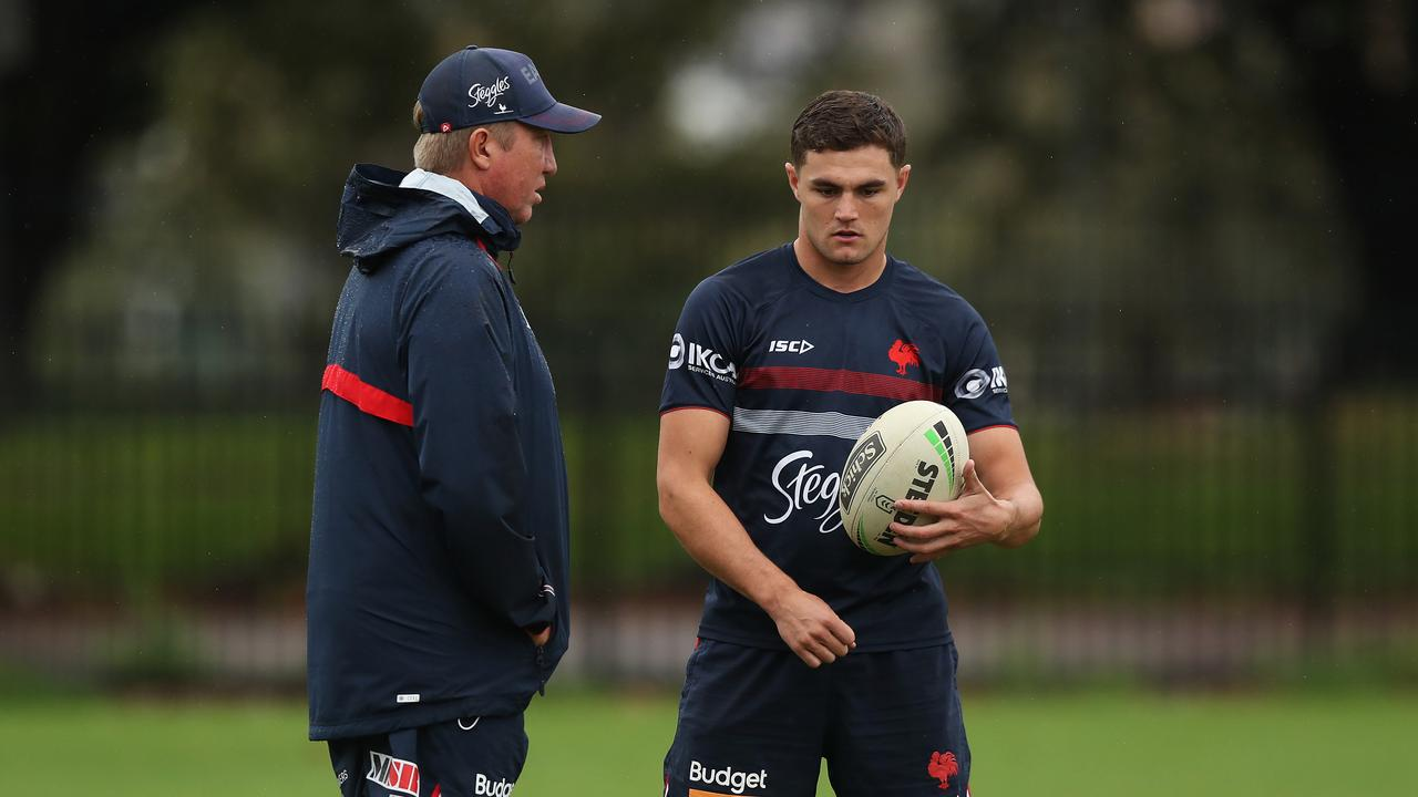 JIMMY BRINGS: Flanno's call to Trent Robinson after son Kyle axed from Roosters – Fox Sports