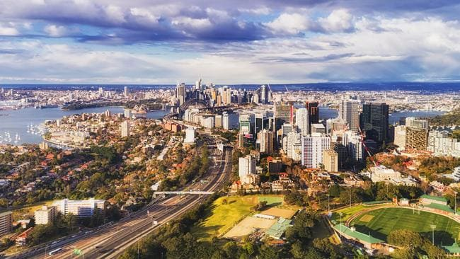 Speakers from the globe's biggest urban regeneration projects were in Sydney to discuss the city's urban future and the need for Australia to reconsider its 'density phobia'.