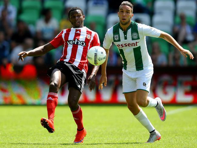 Cuco Martina leaves Southampton.