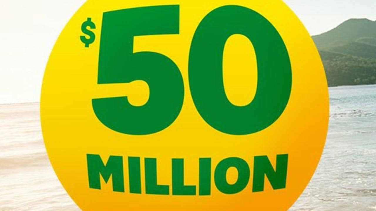 Oz Lotto jackpot $50 million winning numbers | Lottery ...