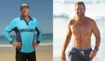 Image: Supplied. Bondi Rescue. Image2: Instagram @lifeguardhoppo.