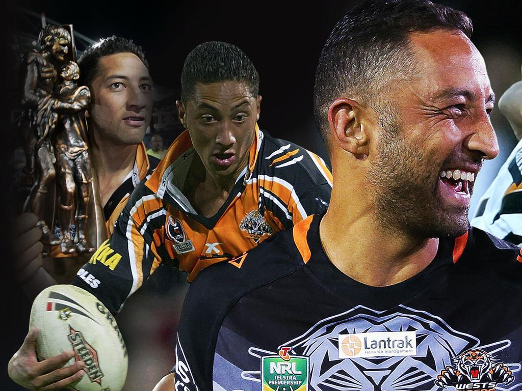 Benji Marshall hopes to finish his career where it all started.